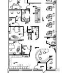 Amazing Smiles facility floorplan