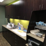 Amazing Smiles dental office building Work station