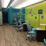 Amazing Smiles dental office building Multiple Exam Stations