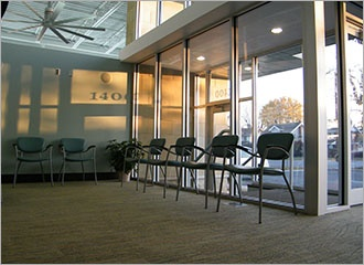 Paying attention to your waiting area is very important for your dental office design.