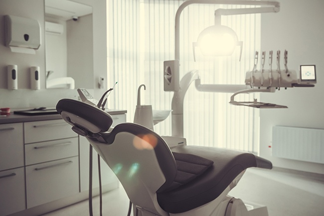Lighting in your dental office expansion