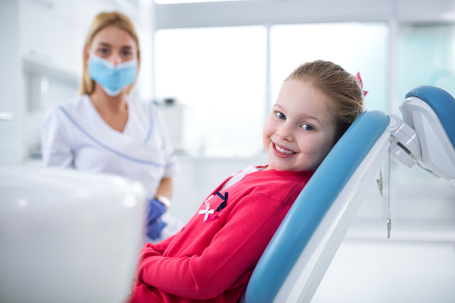 Dentist and Patient efficient Dental Office Operatory