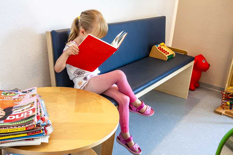 The top 10 reasons do not like waiting in the 'waiting room'