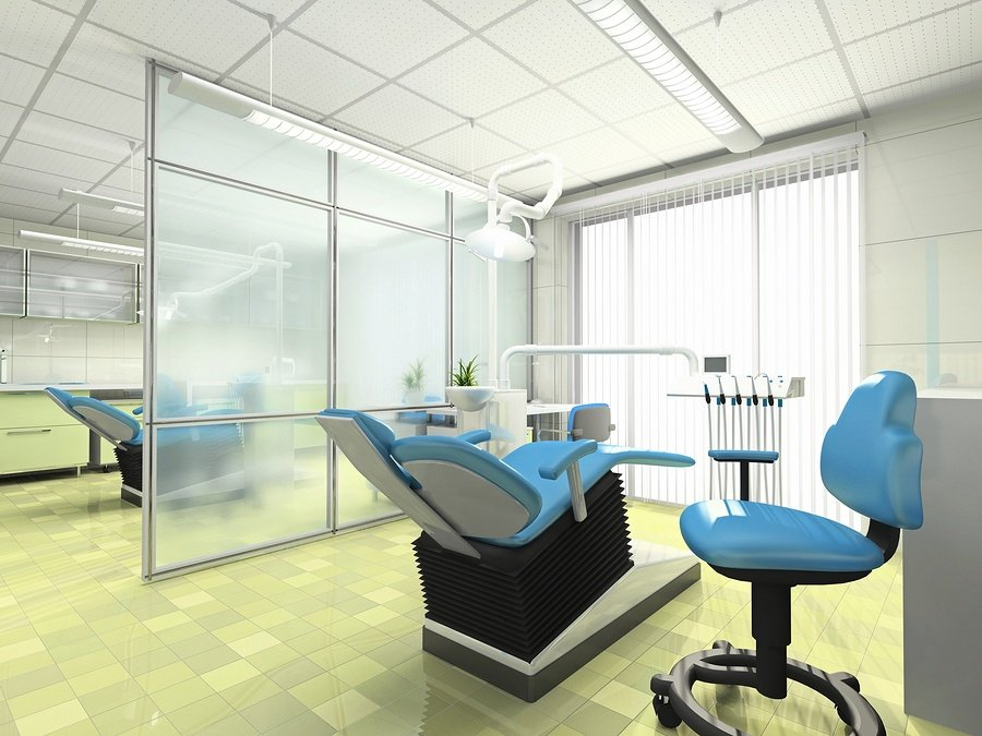 Newly Designed Dental Office Space