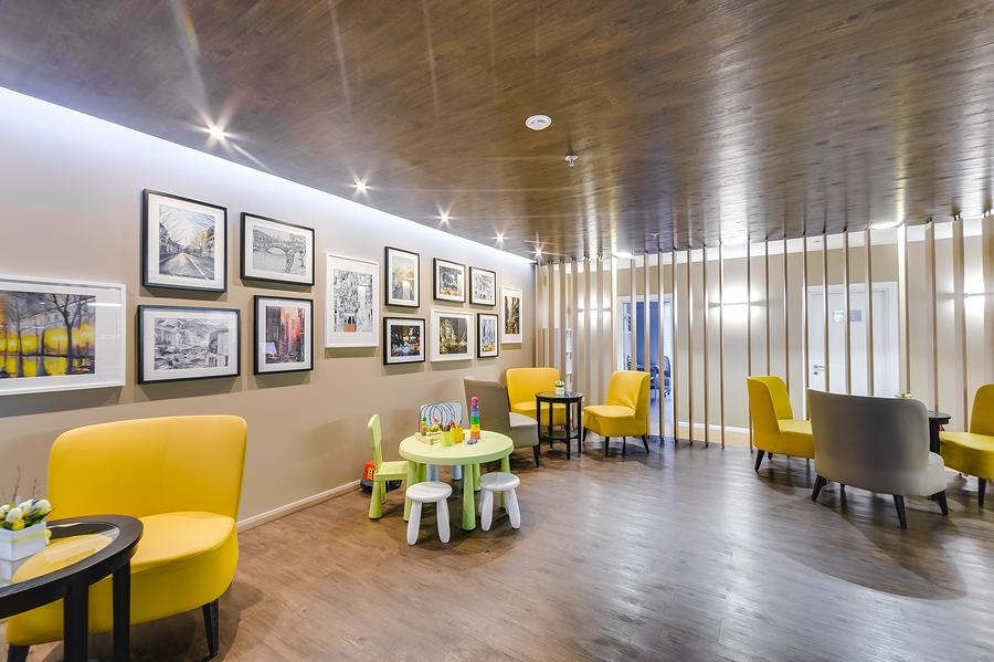 Design Ideas for your Dental Office Reception Area