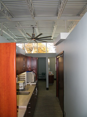 Dental Office with Consult room, designed by HJT