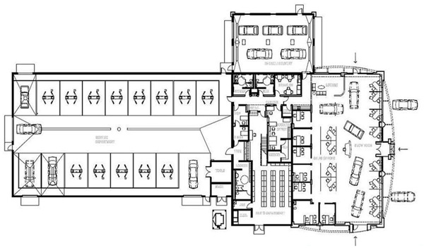 Vehicle floor plan companies thefloors co for Car floor plan